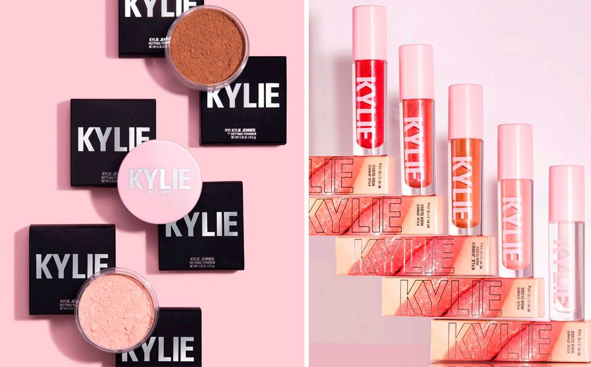 Kylie Jennercolección maquillaje