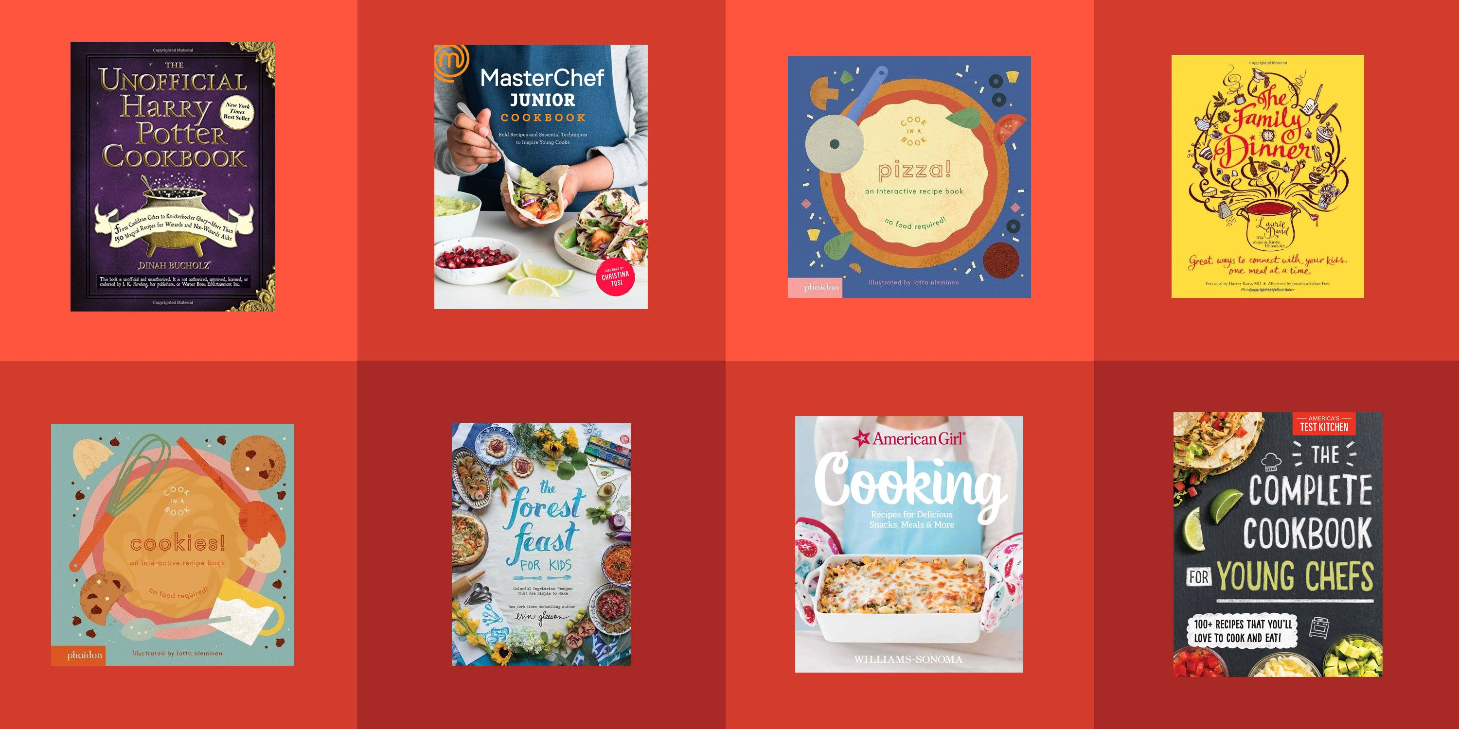 the 13 best cookbooks for kids 2018 top kid friendly cookbooks to buy