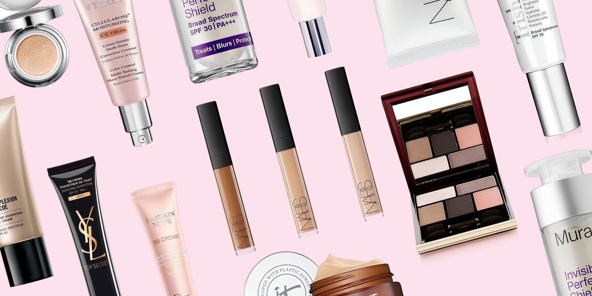 Cosmetics for mature women