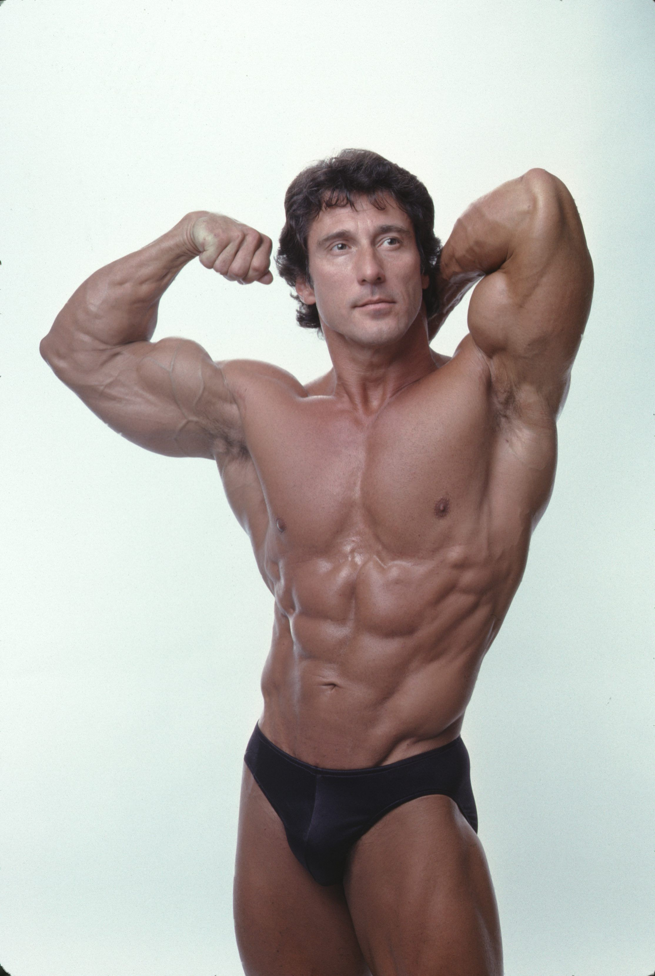 There Was Almost a 'Fantastic Four' Movie Starring Bodybuilder Frank Zane as the Silver Surfer