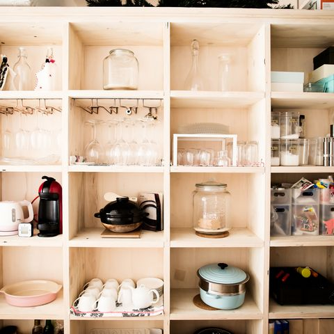 professional organizer tips kitchen