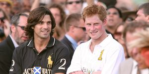 Prince Harry Competes In The 2009 Veuve Clicquot Manhattan Polo Classic
