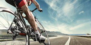 Calculador de calorías ciclismo