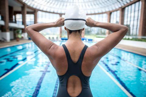 水泳 メリット 効果 ダイエット 燃焼 カロリー 有酸素運動