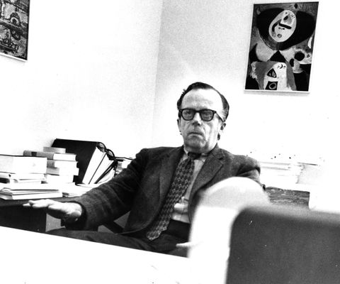 For Music And Media, Licklider Foretold A Digital Future