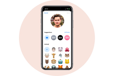 profile picture iphone
