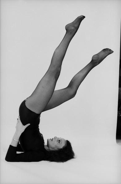 yoga with diane von furstenberg