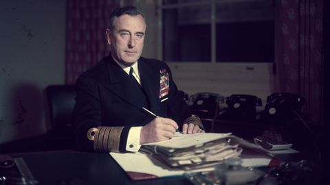 Who Is Uncle Dickie In The Crown Lord Mountbatten S True Story