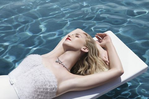 Jennifer Lawrence profumo JOY by Dior