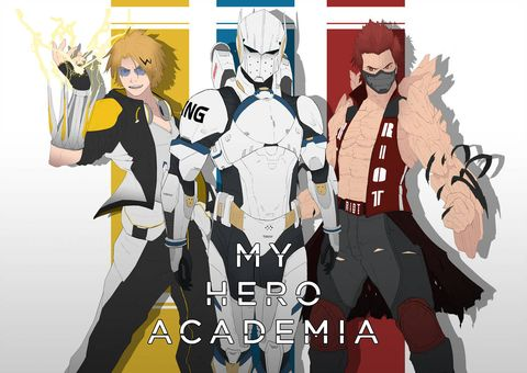My Hero Academia fanart