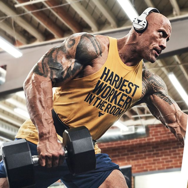 b56cf76ecdfd0 Bend Boundaries With Dwayne  The Rock Johnson s Latest Under Armour Drop
