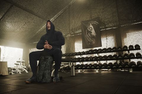 9e759e51 Under Armour, The Rock Release New Headphones and Gear
