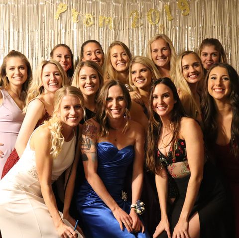 Event, Fun, Prom, Dress, Formal wear, Photography, Bachelorette party, Party, Smile,