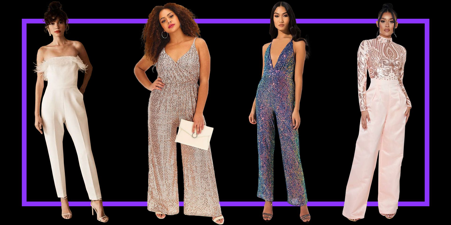 Cute Jumpsuits for Prom