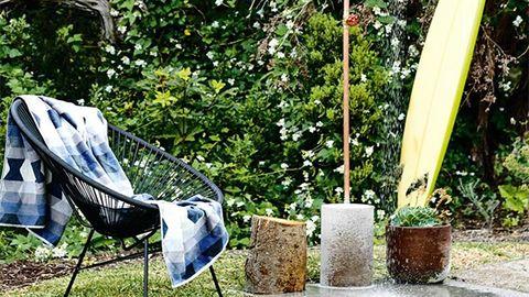 seletti outdoor shower