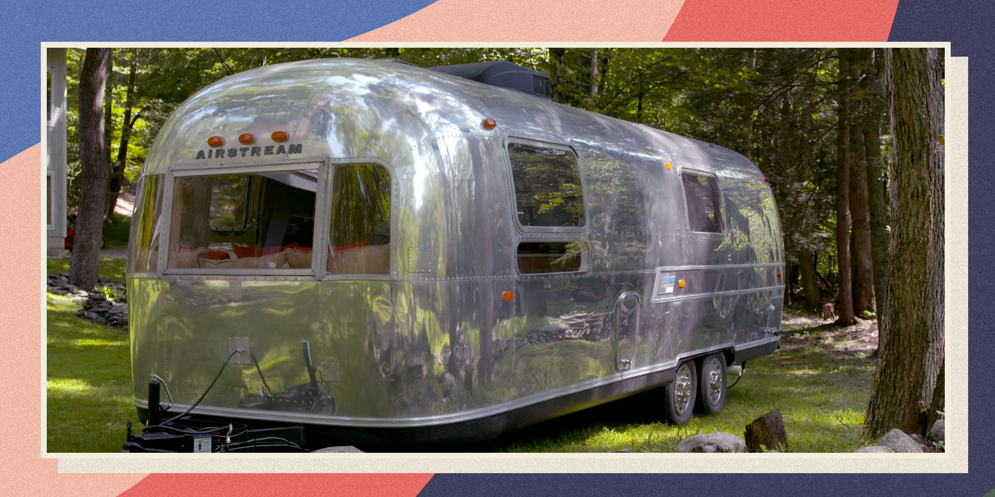 This Couple Turns Decrepit Airstreams Into Dream Homes