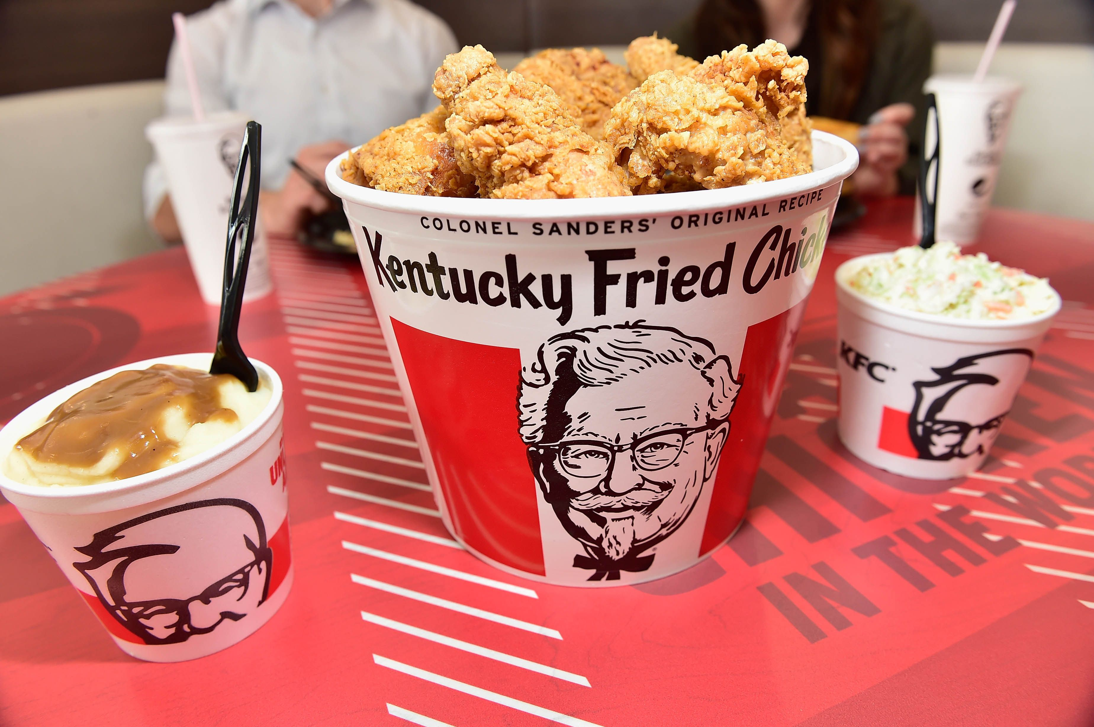 KFC's New Plant-Based 'Vegan' Fried Chicken: Everything You Need To Know