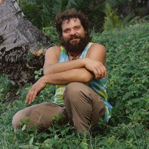Promotional Portrait Of Survivor Rupert Boneham