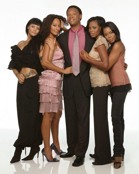cast of 'girlfriends'