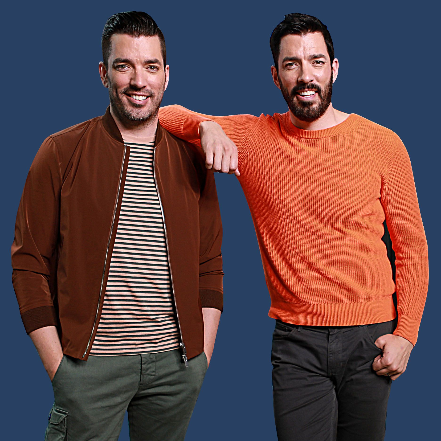 The Property Brothers Just Shared Their New Magazine's Title and Tagline