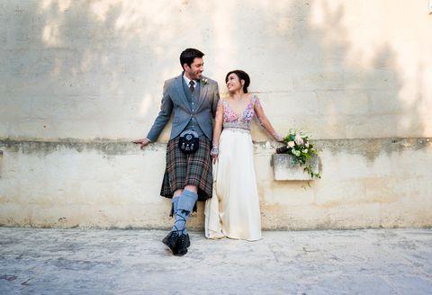 Property Brothers Drew Scott Linda Phan Wedding Photos