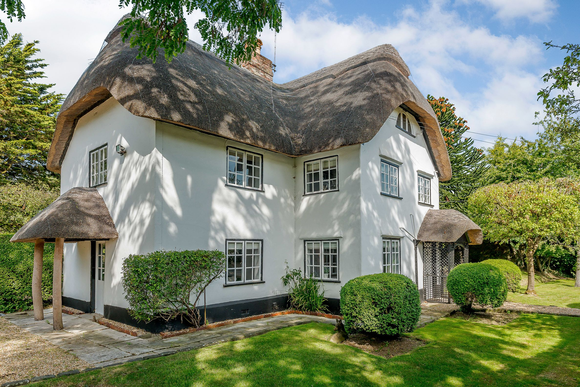 The house that inspired Goldilocks and the Three Bears is for sale in Dorset