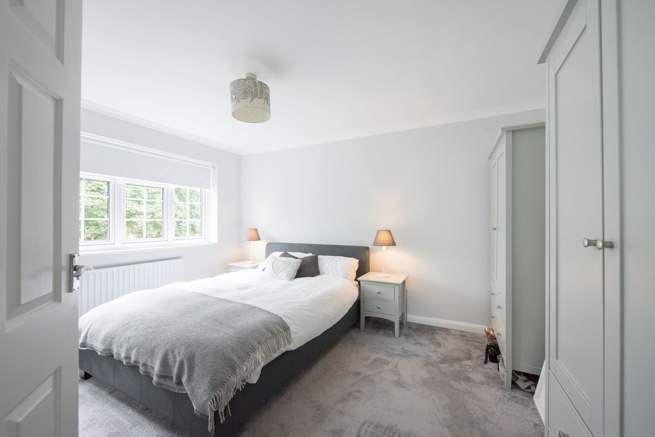 9 Serene Gray Bedroom Ideas - Decorating with Gray