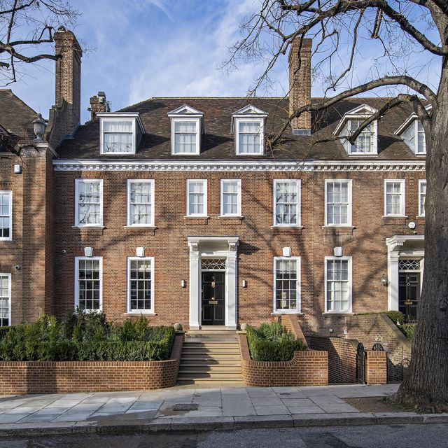 £35m home on uk's most expensive street is for sale