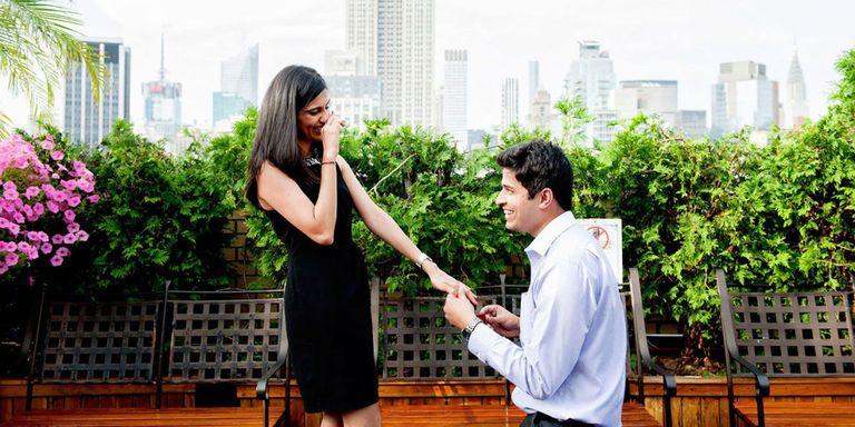 Photos Of Couples Proposing Creative Proposal Ideas
