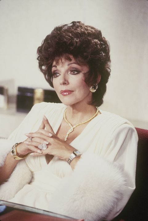 dynasty style joan collins
