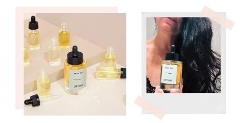Prose hair oil review