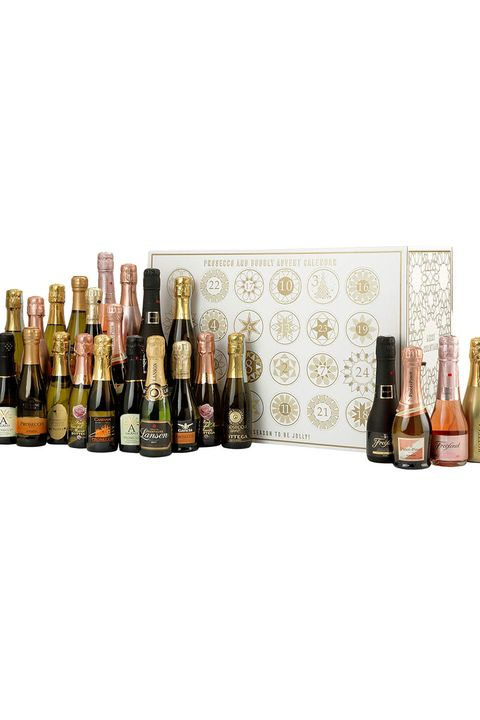 alcohol advent calendar - unique advent calendar 2018