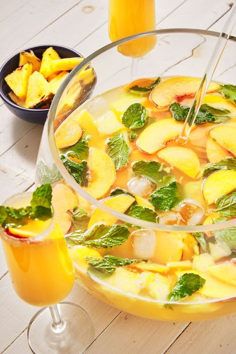 prosecco punch cocktail