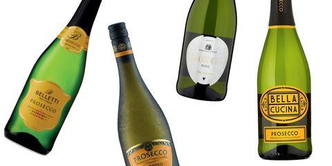 The 10 cheapest glasses of supermarket Prosecco