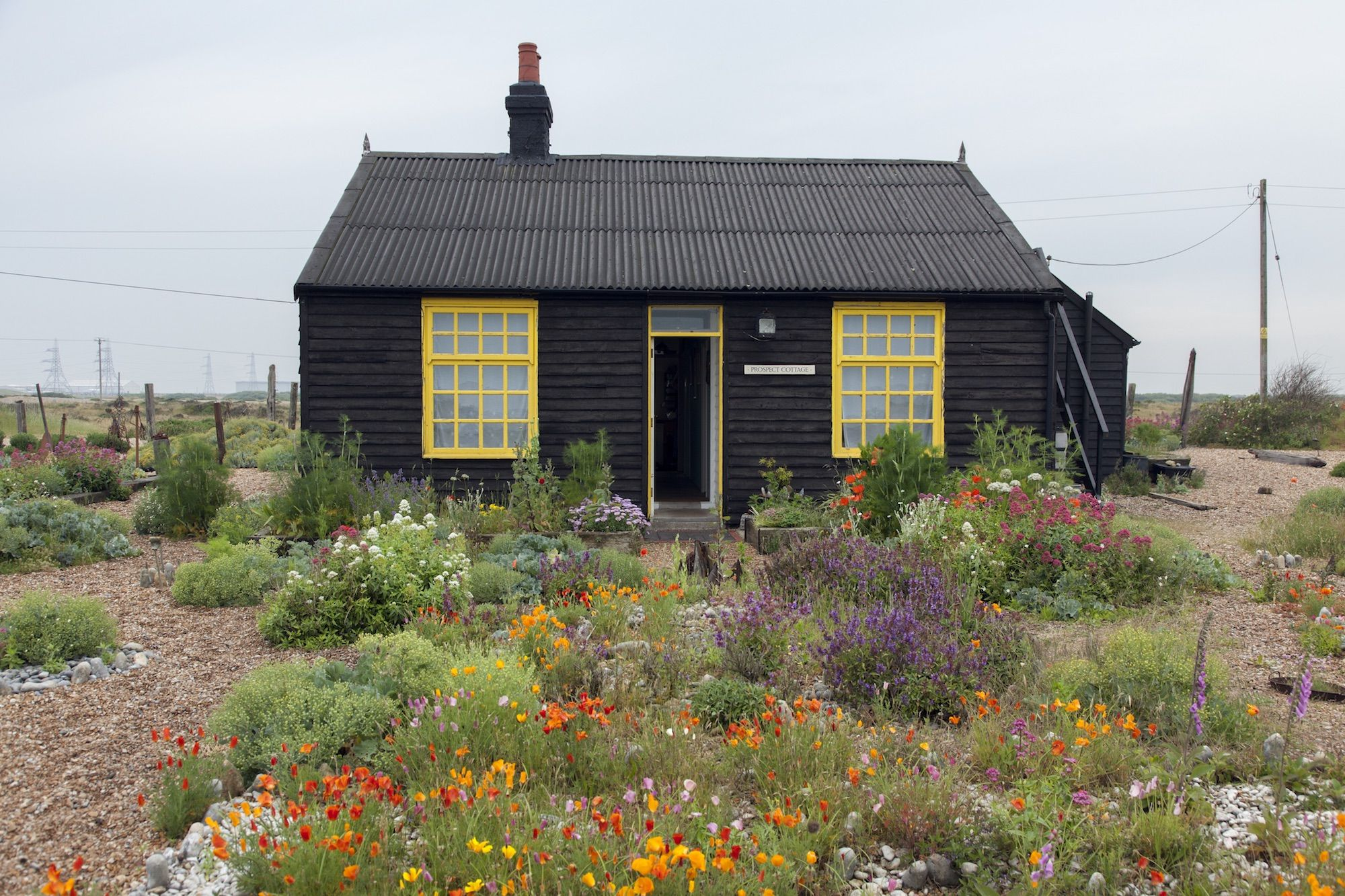 £3.5 million is needed to save Derek Jarman's iconic Prospect Cottage and garden