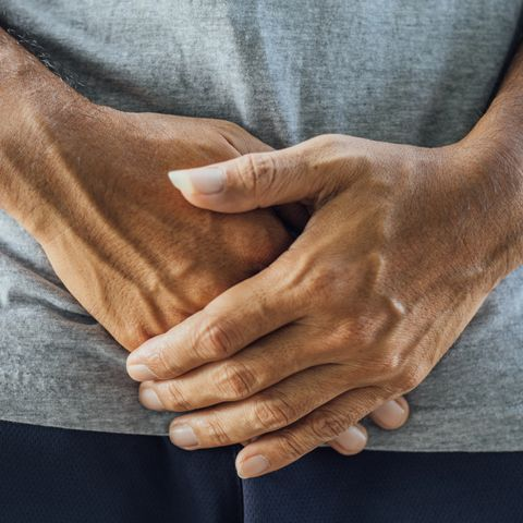 prostate cause testicular pain