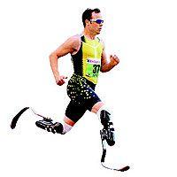 Media: Running With Prosthetic Legs