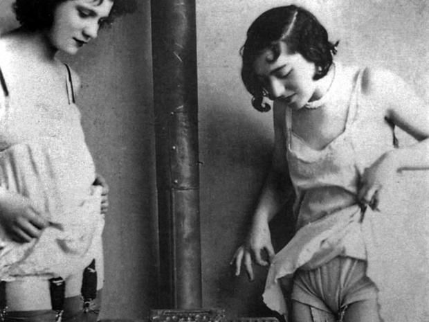 Prostituta Ottocento