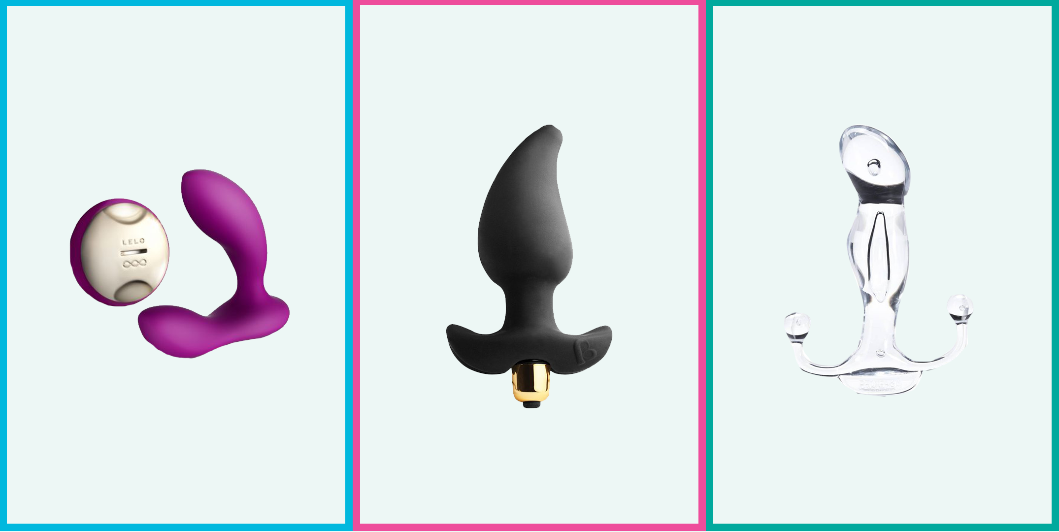 The 11 Best Prostate Massagers, Because Butts Need Love, Too
