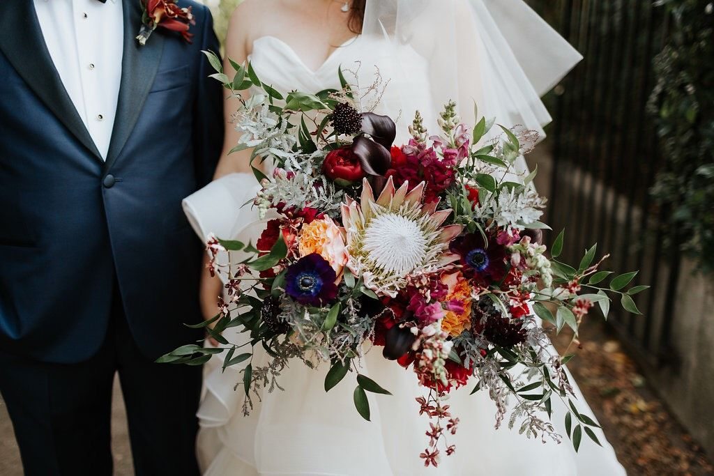 30 Fall Wedding Bouquets Fall Flowers For Wedding Bouquets