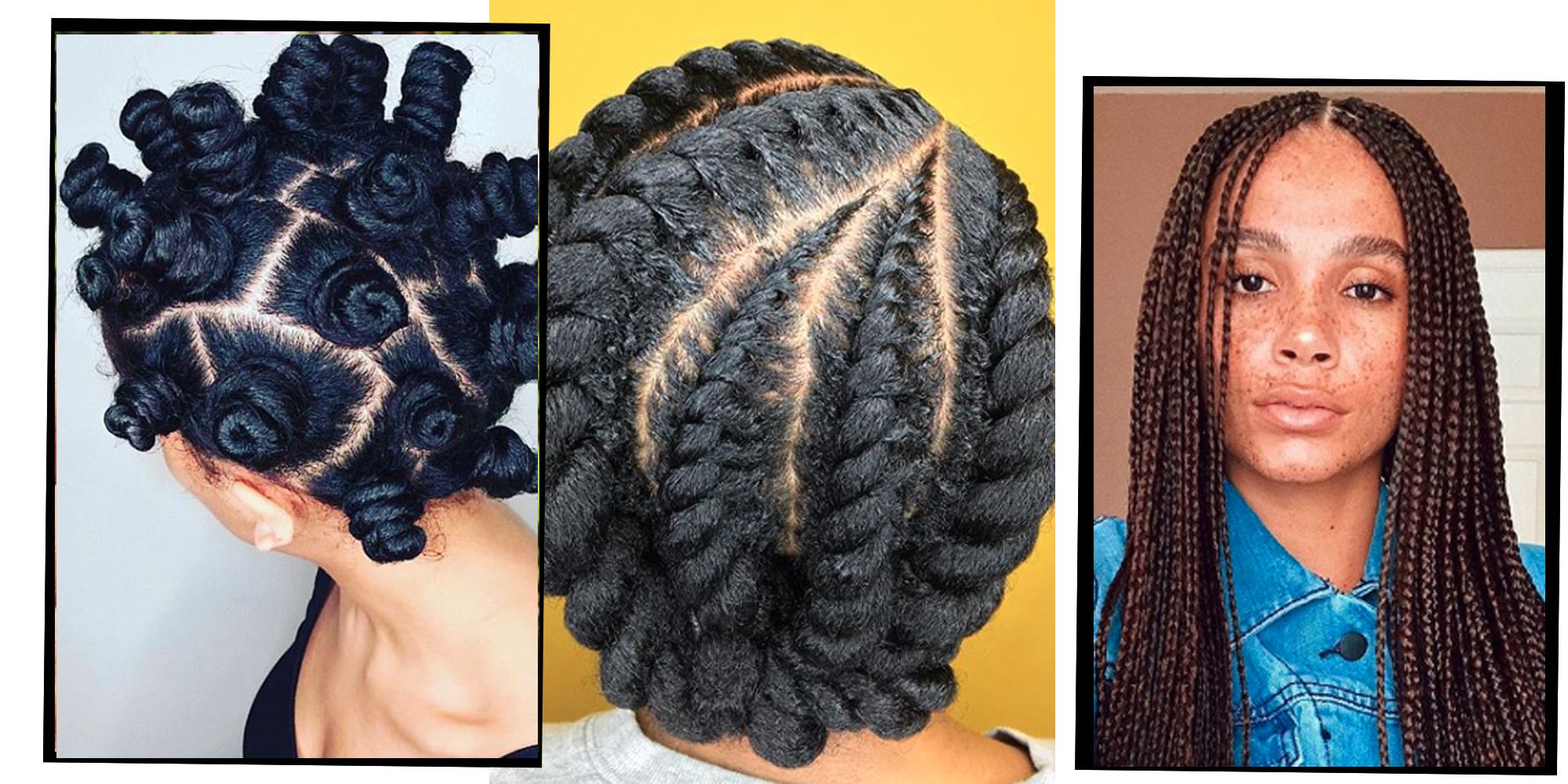 The Black Beauty Guide 5 Next Level Protective Hairstyles