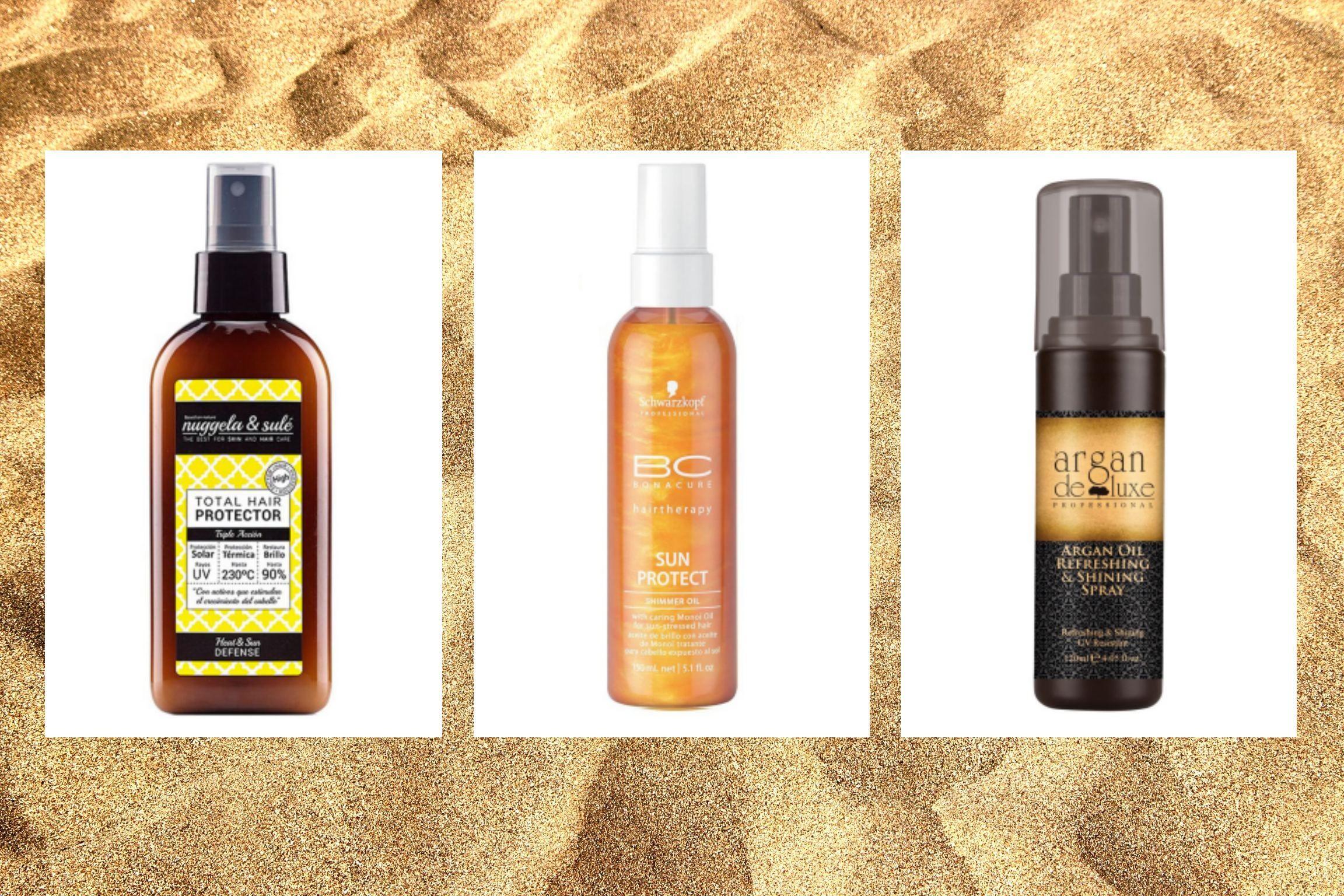 Los mejores protectores solares para tu cabello - Protector solar cabello c1d172ecf8aa