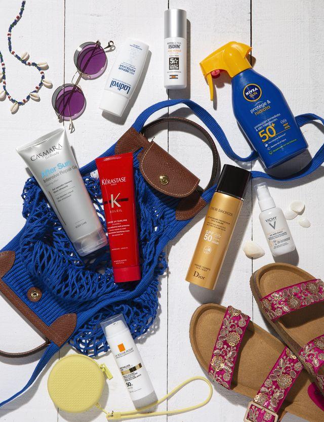 protectores solares para pieles sensibles