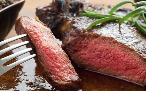 Dish, Food, Cuisine, Flat iron steak, Red meat, Kobe beef, Roast beef, Beef, Steak, Beef tenderloin,