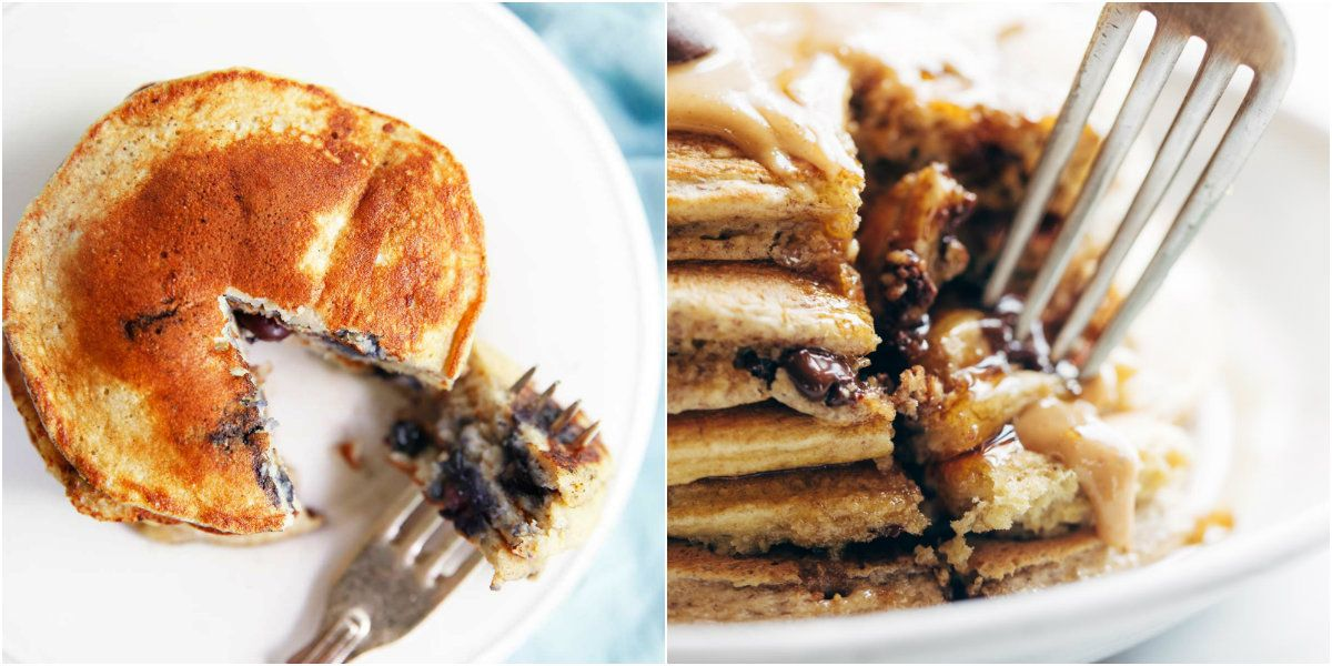 5 High-Protein Pancake Recipes That Aren't a Total Carbfest