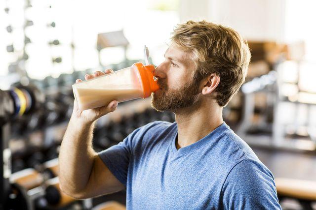protein shake shortens life