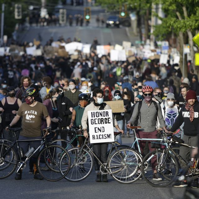 us politics police race unrest demonstration