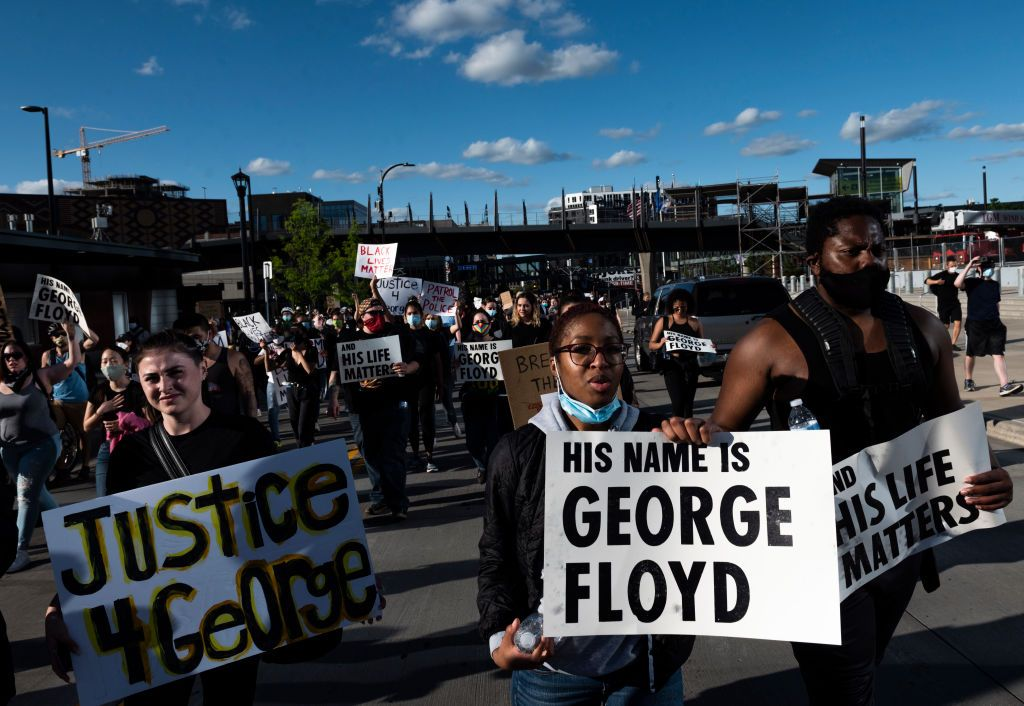 No Justice, No Peace: Protesters Flood U.S. Cities Seeking Justice for George Floyd