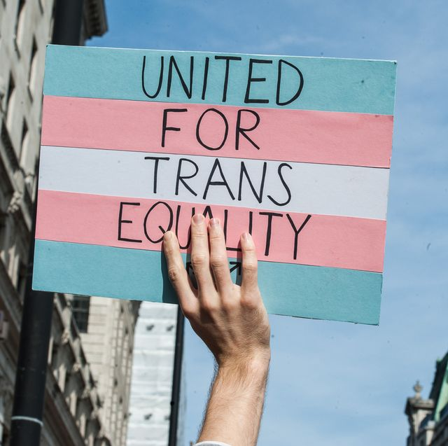 london holds second ever trans pride march