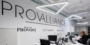 Oficinas Grupo Provalliance
